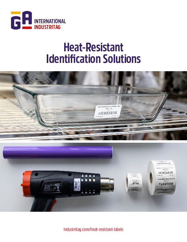 Heat-Resistant Labels